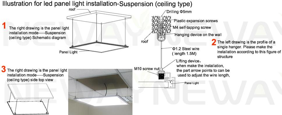 60w ultra thin suspended ceiling led panel light600x600 slim 60w ultra thin suspended ceiling led panel light600x600 slim suspension installation led panel lamp suspension ceiling mounted installation instructions mozeypictures Gallery