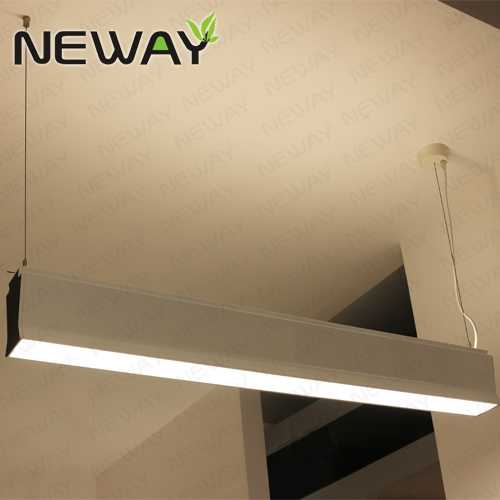 Led suspended linear light fixtures china pendant lighting led linear suspension direct indirect lighting led pendant office lights up down lighting aloadofball Choice Image