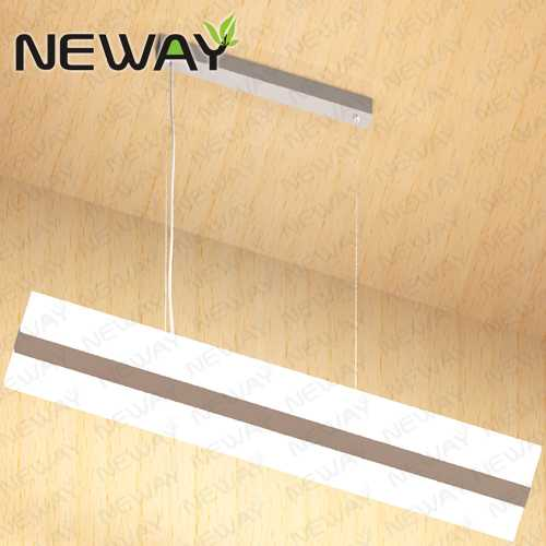 LED Suspended Linear Light Fixtures - China Pendant Lighting ...