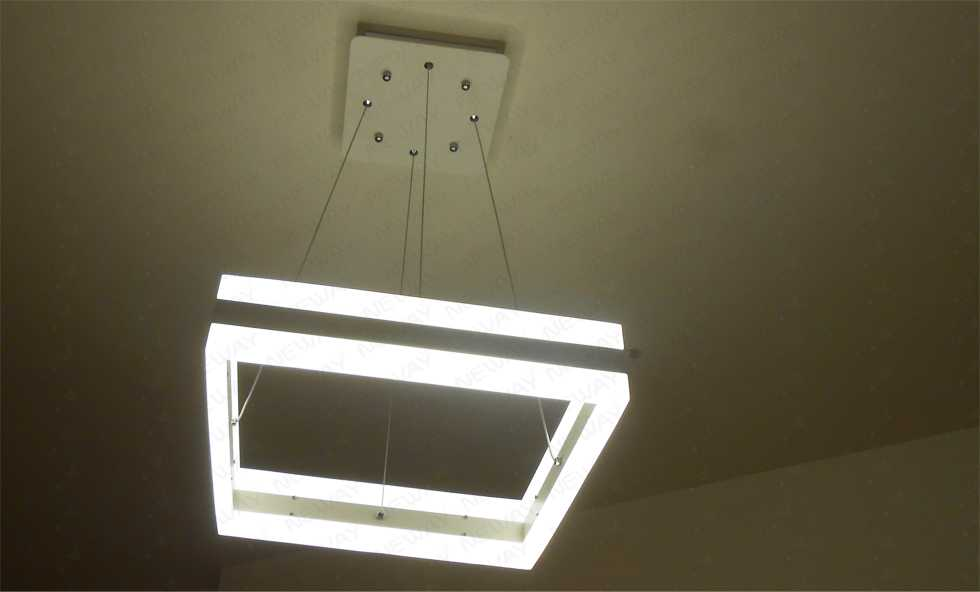 Commercial warehouse lighting fixtures lighting designs fixtures commercial pendant specifictions 795 795mm 580 580mm 410 410mm up down lighting led square mozeypictures Gallery